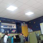 luminaria clase