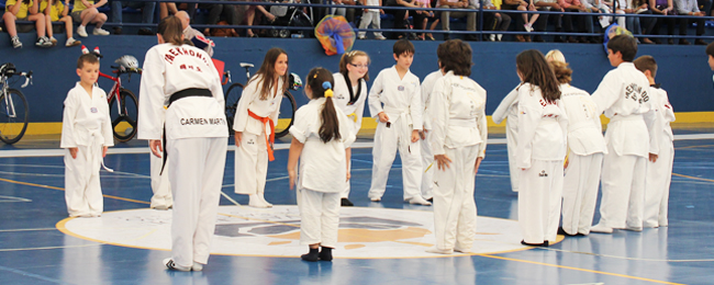Campus Taekwondo Novaschool