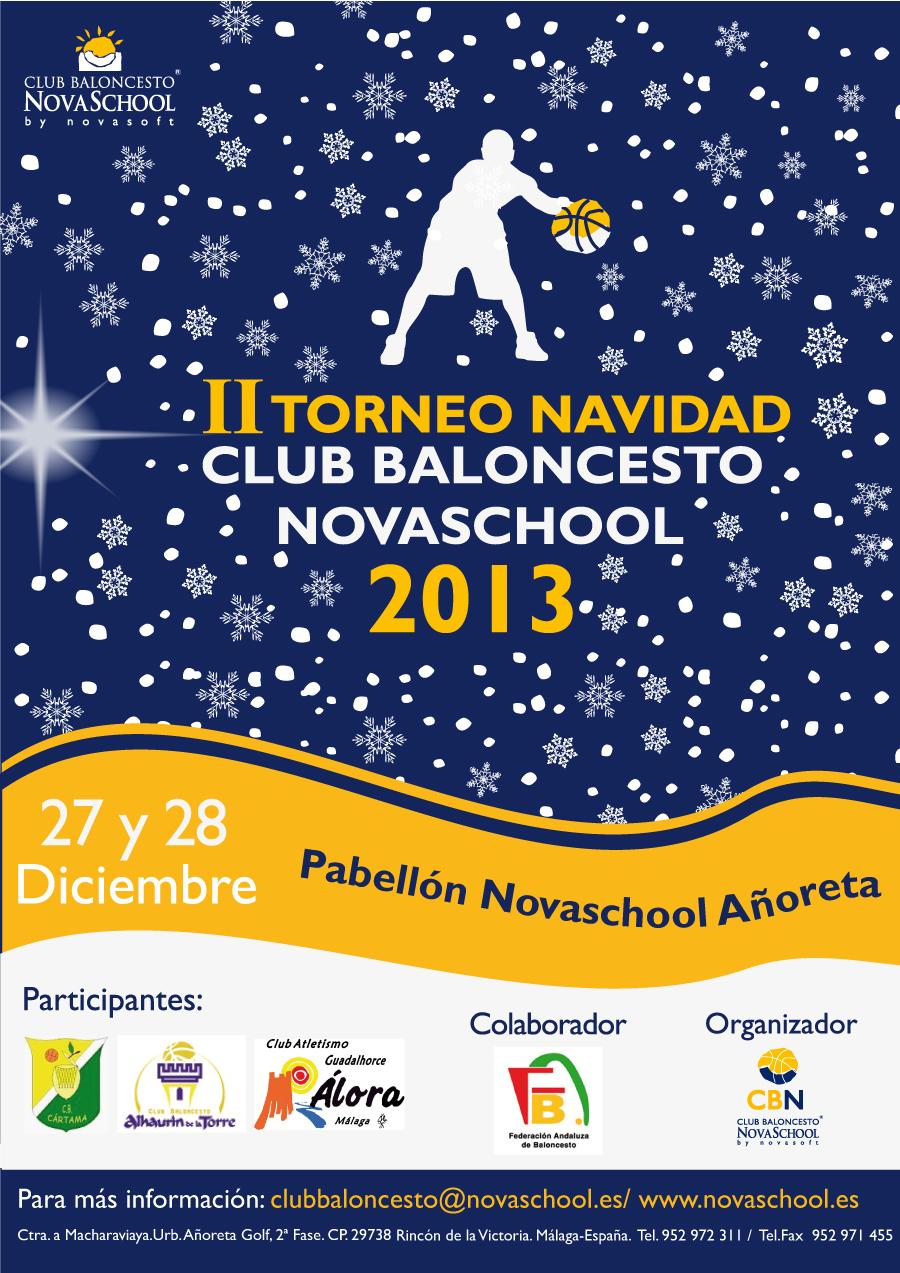 Cartel_II_Torneo_Navidad_CB_Novaschool_web