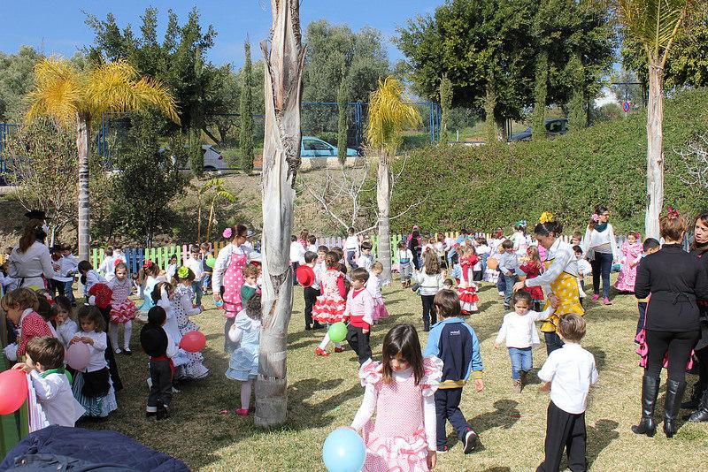 Día de Andalucía - Novaschool Añoreta