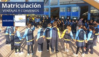 Ventajas y convenios del colegio privado de Málaga