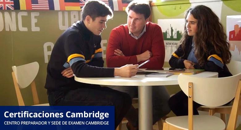 Colegio bilingüe con Certificaciones Cambridge