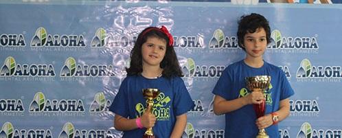 ganadores del campeonato de Aloha