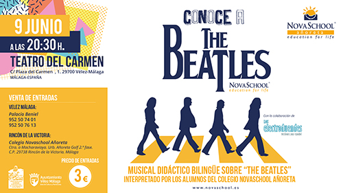 1920 x 1080 the Beatles- evento facebook
