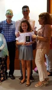 foto del premio
