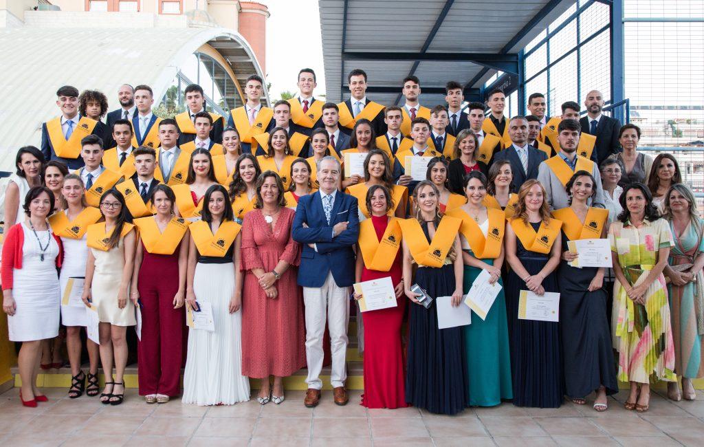 Graduación Bachillerato 2019