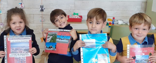 Proyecto educativo en Infantil