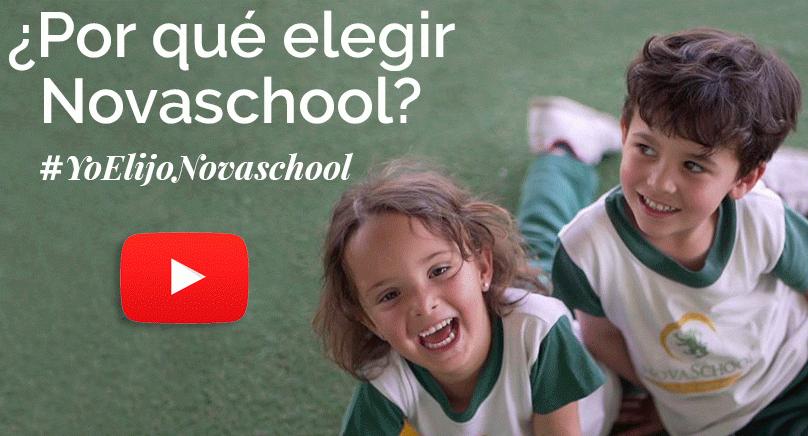 Por qué elegir Novaschool como colegio para mis hijos?