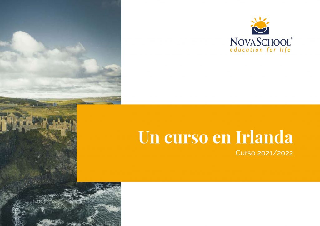 Dossier informativo del programa de inmersión lingüística