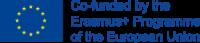 Logotipo programa cofinanciado Erasmus+ Unión Europea