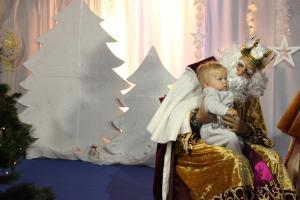 Los Reyes Magos en Novaschool Añoreta
