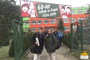 Viaje erasmus+ a Polonia