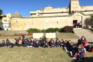 visita belen inf primaria 2017